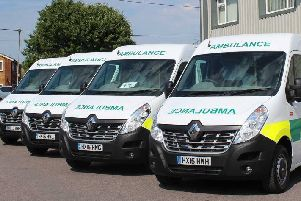 Health bosses defend decision not to terminate Thames Ambulance patient transport contract for Lincolnshire