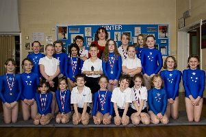 Spilsby Primary School 10 years ago.