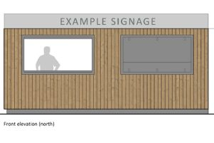 Sales kiosks to replace former market in Ingoldmells