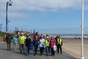 A new walking group is starting in Skegness.