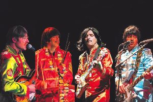 The Upbeat Beatles are coming to the Embassy Theatre, in Skegness. EMN-190103-150951001