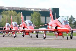 People of Lincolnshire 'need to make the case' for the Red Arrows to stay says senior county councillor
