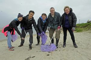 Volunteers are invited to join the Great British Spring Clean along the Skegness coast.