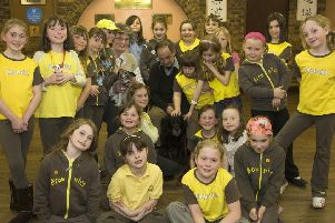 1st Spilsby Brownies 10 years ago.