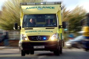 Ambulance (stock image)