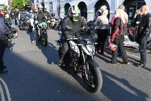 Spilsby Bike Night. ANL-190522-080810001