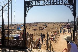A TripAdvisor Hall of Fame certificate has been awarded to Skegness Pier. ANL-190531-080446001
