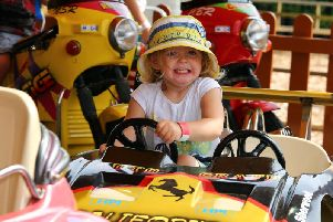 MellorsGroup, the people behind Fantasy Island Family Resort, have donated over 140 ride tickets to children with cancer and their families.