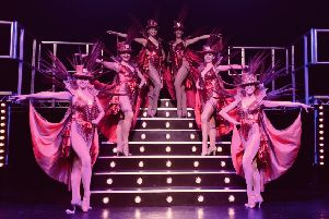 Janice Sutton Productions presents Musicality at the Embassy Theatre, in Skegness. EMN-190730-123348001