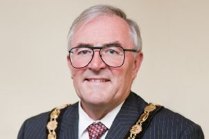 Chairman of North Kesteven District Council Coun Lance Pennell. EMN-141218-143332001
