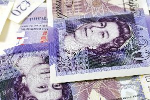 Counterfeit versions of the �20 note have been circulated around Lincolnshire.