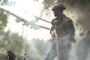 The graphics in Battlefield V are some of the best you will see