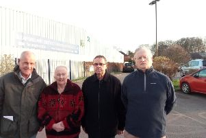Sleaford Indoor Bowls Club committee members and directors are concerned about rising parking fees. EMN-190125-165643001