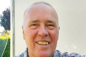 Clive Shardlow, chairman of South Lincolnshire Advanced Motorcyclists. EMN-190125-140115001