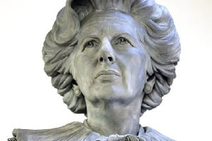 Thatcher statue gets approval for tall plinth to protect it from vandals