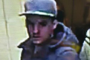 Police say this man may be able to help them with their enquiries into a purse theft in Sleaford. EMN-190104-154614001
