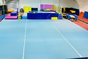 The new, larger facility for Sleaford Elite Gymnastics Club celebrates its official opening this weekend. EMN-190104-171549001