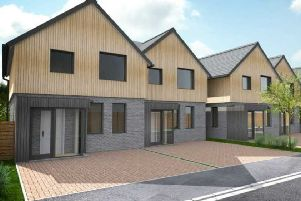 North Kesteven District Council: Council's plan for new council houses in Sleaford approved