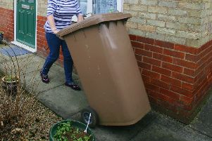 Subscription fees look set to increase for North Kesteven's garden waste collection scheme. EMN-200113-151543001