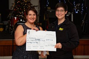Choir's concert raises more than £1,000