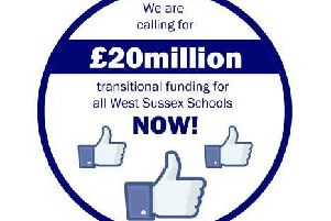 Every headteacher in West Sussex signed up to the Worth Less? campaign for fairer school funding