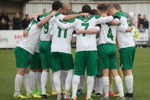 Bognor will be off to Hemel Hempstead in the Trophy / Picture by Tommy McMillan