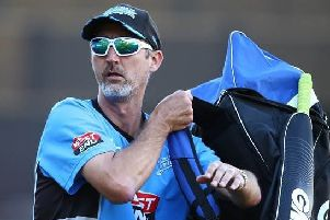 Jason Gillespie is relishing his new Sussex challenge