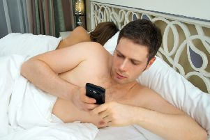 BLAISE TAPP: Is micro-cheating the first dumb trend of 2018?