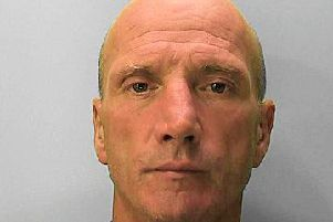A 500 reward still stands for information leading to the arrest and conviction of 50-year-old Nigel Fry of Bexhill.