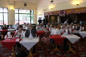 The Luxford royal wedding lunch PICTURE: Ron Hill (HillPhotographic)