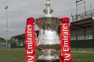 The draw for the second qualifying round of the Emirates FA Cup has been made