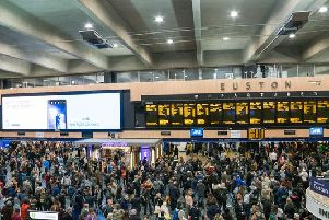 Engineering works will take place from 22 December 2018 to 2 January 2019, bringing chaos to commuters