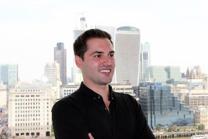 Founder of yourkeys.com, Riccardo Iannucci-Dawson