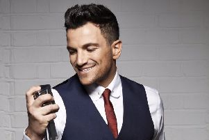 Peter Andre will perform at The Brighton Centre on March 13, 2019