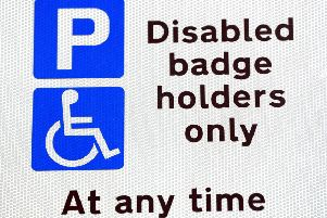 The blue badge parking scheme is being extended in 2019 to allow people with hidden disabilities, such as autism and mental health conditions, to apply