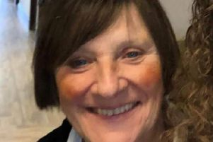 Missing: Joyce Hamill. Image provided by Sussex Police