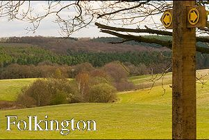 Folkington news