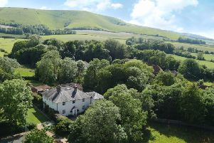 Tilton in the South Downs