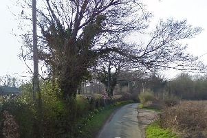 Mill Lane Hellingly, photo by Google
