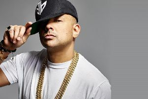 Sean Paul. Picture supplied by PK Agency