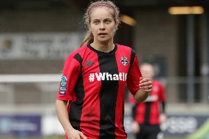 Katie Rood. Picture by James Boyes