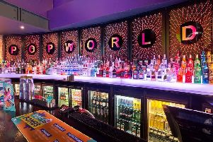 Popworld, London