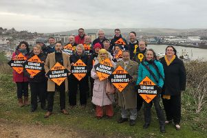 Liberal Democrats have launched their manifesto for the Lewes District Council election