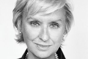 Tina Brown. Picture by Brigitte Lacombe