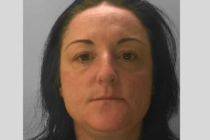 Josette Celik was jailed today. Picture: Sussex Police
