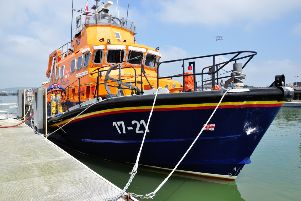 Newhaven Lifeboat is offering a new opportunity