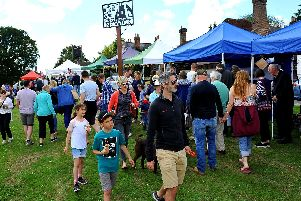 Newick Food Fair