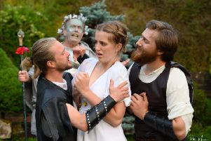 A Midsummer Night's Dream. Picture by Peter Mould