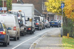 Why Sussex will soon be in total gridlock