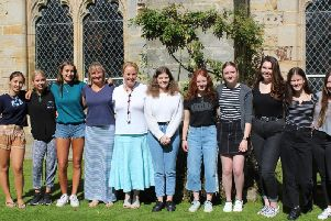 It was another excellent results day at Mayfield School this year